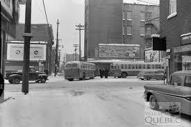 Saint-Roch dans les années 1950 (5) : intersection des rues du Roi et Dorchester - Jean Cazes