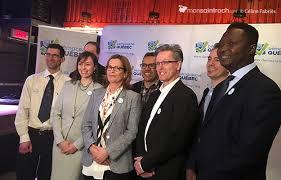 Démocratie Québec présente sept de ses candidats - Céline Fabriès