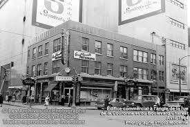Saint-Roch dans les années 1960 (9) : édifice commercial à l'angle de la Couronne – Charest - Jean Cazes
