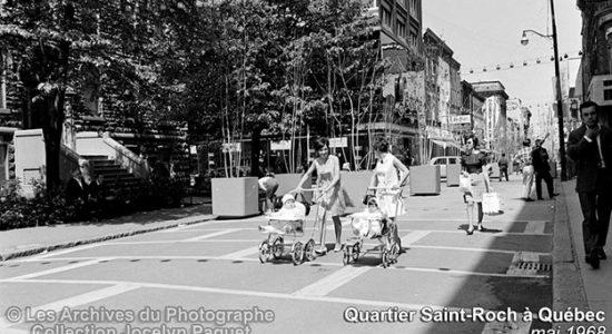 Saint-Roch dans les années 1960 (10) : rue Saint-Joseph avant le mail - Jean Cazes