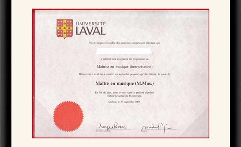 Spécial diplômé : cadre standard 45$ | Bédard et Prévost Les Encadreurs