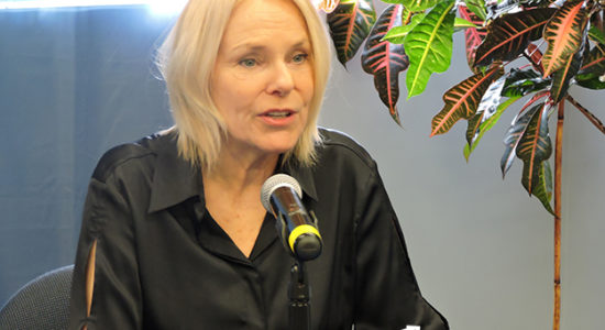 Chantal Gilbert quitte la vie politique - Céline Fabriès