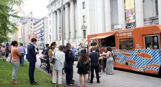 Dix sites pour la cuisine de rue à Québec hors des zones commerciales - Céline Fabriès