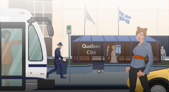 Québec Cité : humour à géométrie variable - Suzie Genest