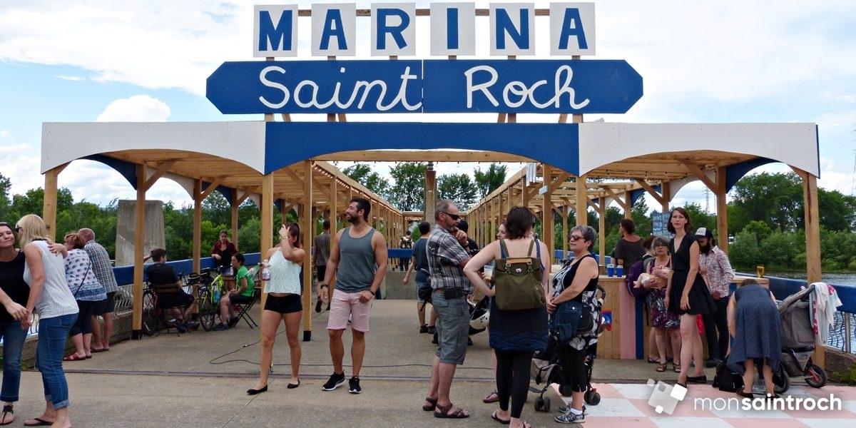 Retour de l'Espace Marina Saint-Roch : appel en cours | 18 mai 2018 | Article par Suzie Genest