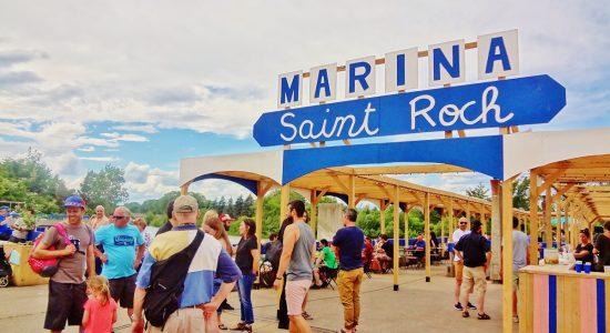 Colorée, rafraîchie, animée : la Marina Saint-Roch se dévoile - Jessica Lebbe