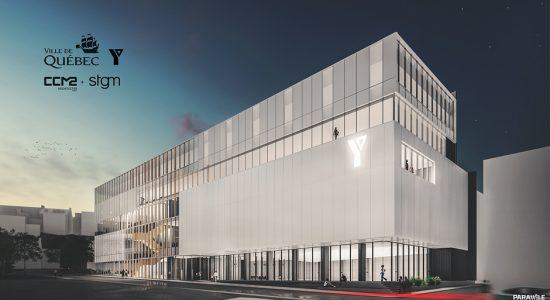Le YMCA de Québec gérera le futur centre communautaire et sportif municipal de Saint-Roch - Suzie Genest