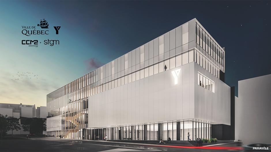 Le YMCA de Québec gérera le futur centre communautaire et sportif municipal de Saint-Roch | 9 juin 2017 | Article par Suzie Genest