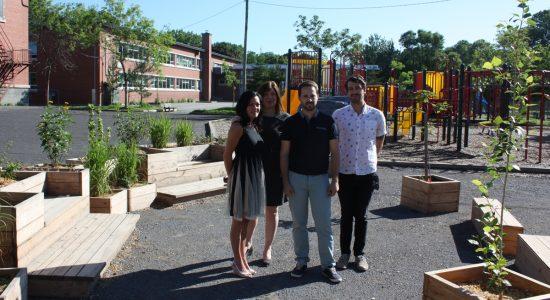 Trois projets verts contre les îlots de chaleur - Dominic Champagne
