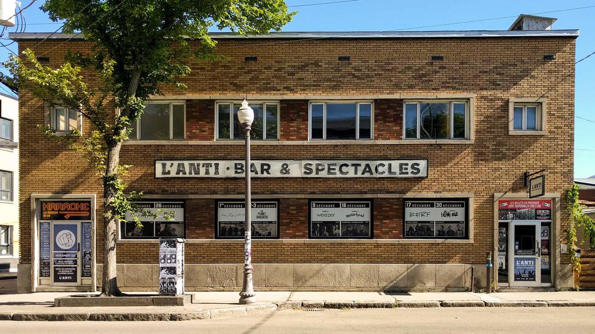 Faire la fête en 5 étapes selon L'Anti Bar & Spectacles | 19 juillet 2017 | Article par David Ouellet