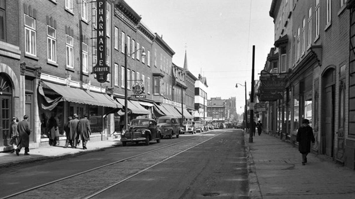 Saint-Roch dans les années 1940 (6) : rue Saint-Joseph | 13 août 2017 | Article par Jean Cazes