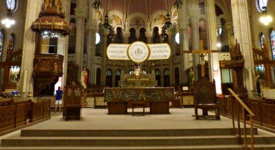 <em>Aventure</em> immersive au profit de l&rsquo;église Saint-Roch - Suzie Genest