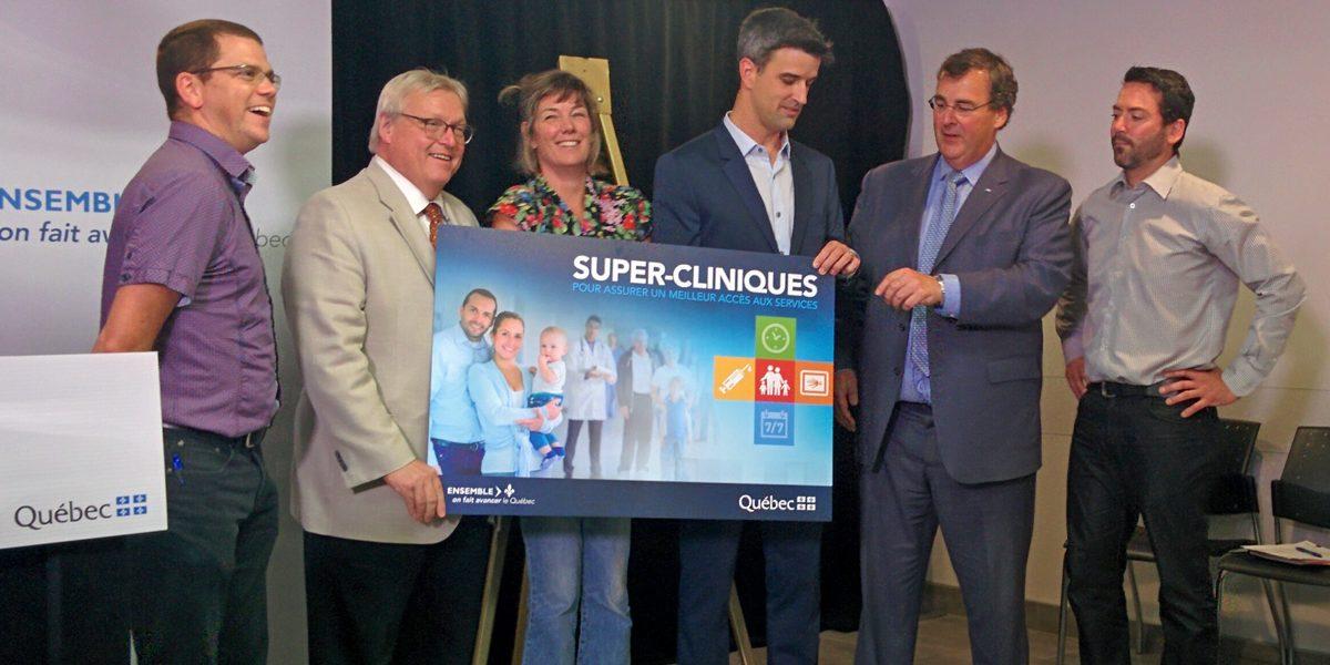 ProActive Santé à Saint-Roch devient la 3e super-clinique de Québec | 24 août 2017 | Article par Suzie Genest