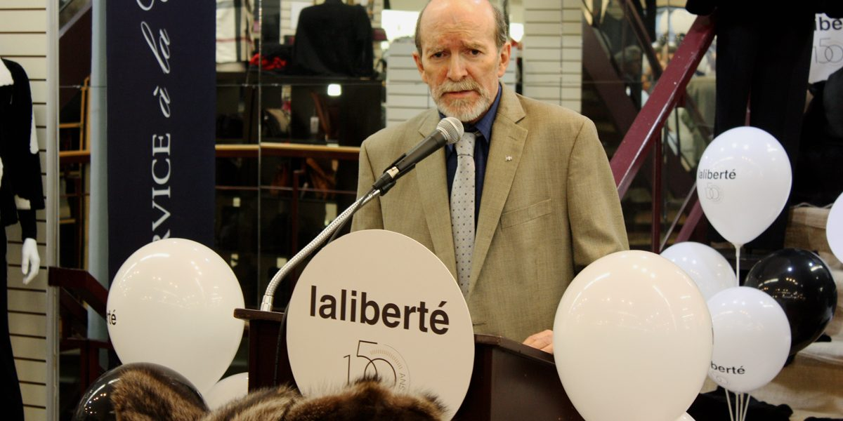 Laliberté : 150 ans et un livre par Jean-Marie Lebel | 11 septembre 2017 | Article par Dominic Champagne