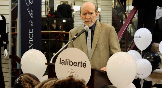 Laliberté : 150 ans et un livre par Jean-Marie Lebel - Dominic Champagne