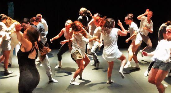 Maison pour la danse : 5 jours de festivités pour une ouverture en grand - Jessica Lebbe