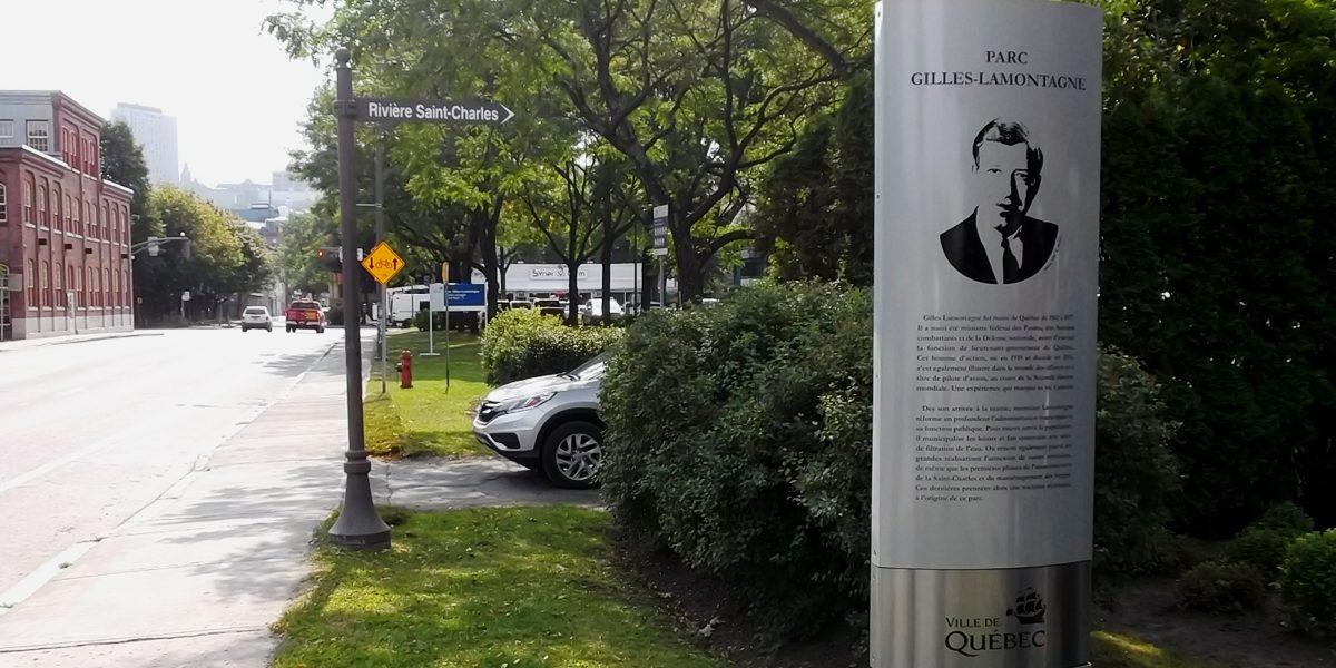 Le parc de la Jeunesse prend le nom de Gilles Lamontagne | 20 septembre 2017 | Article par Suzie Genest