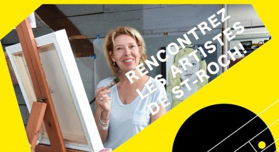 Journées de la culture : parcours et patrimoine dans Saint-Roch - Suzie Genest