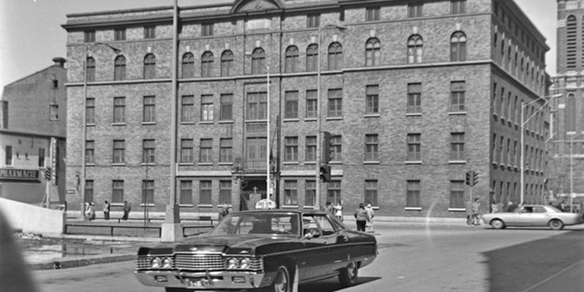 Saint-Roch dans les années 1970 (12) : le couvent Saint-Roch | 25 novembre 2017 | Article par Jean Cazes