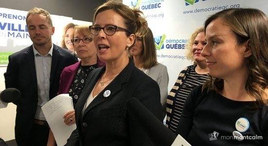 Anne Guérette quitte la vie politique - Céline Fabriès