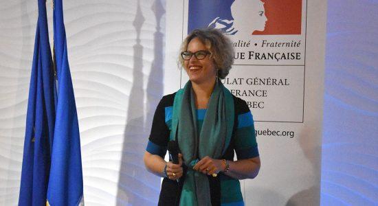Le maire de Québec doit se rendre en France - Céline Fabriès