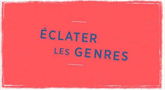 Marathon d'écriture de Québec 2017: Éclater les genres