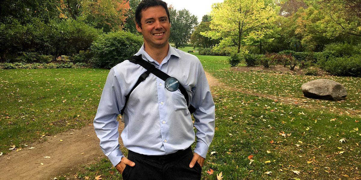 Pierre-Luc Lachance suspend sa présence au conseil de quartier Saint-Roch | 17 octobre 2019 | Article par Véronique Demers