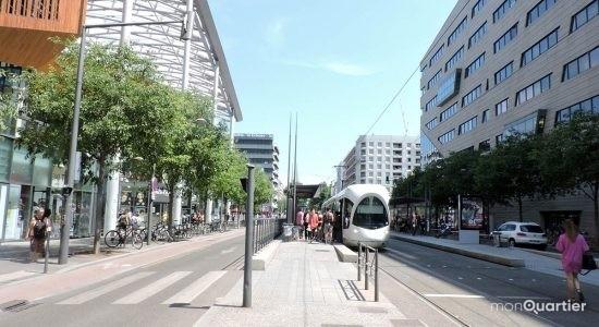 Le tramway, « une hypothèse sérieuse » - Céline Fabriès