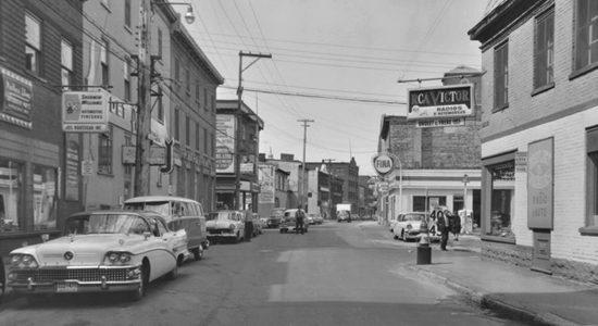 Saint-Roch dans les années 1960 (15) : vous-souvenez-vous de FINA sur Saint-Vallier ? - Jean Cazes