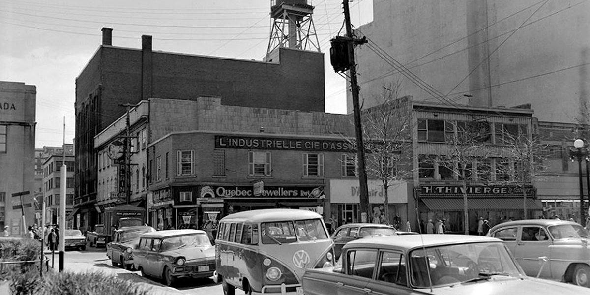 Saint-Roch dans les années 1960 (18) : intersection Saint-Joseph et de l'Église | 27 mai 2018 | Article par Jean Cazes