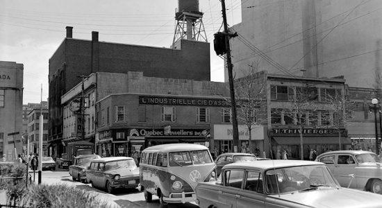 Saint-Roch dans les années 1960 (18) : intersection Saint-Joseph et de l'Église - Jean Cazes