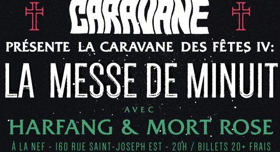La Caravane des fêtes IV: La Messe de Minuit avec Caravane