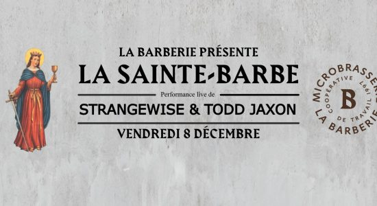 La Sainte-Barbe