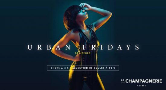 Soirée Urban Friday
