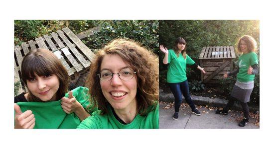 La compostière de la côte Badelard s'officialise - Suzie Genest