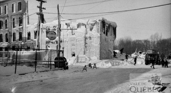 Saint-Roch dans les années 1940 (8) : conflagration sur la rue du Prince-Édouard - Jean Cazes