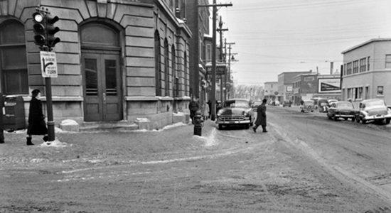 Saint-Roch dans les années 1950 (11) : le bureau de poste de Saint-Roch - Jean Cazes