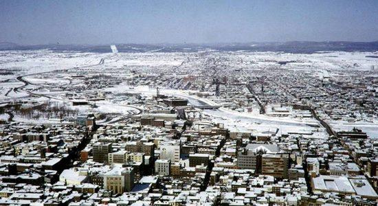 Saint-Roch dans les années 1970 (13) : vue depuis le Complexe G - Jean Cazes