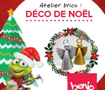 Atelier Brico – Déco de Noël