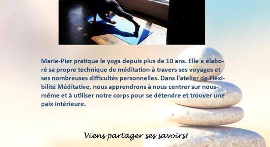Flexibilité méditative