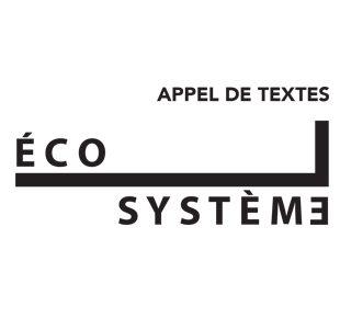 Appel de textes – Collection Écosystème