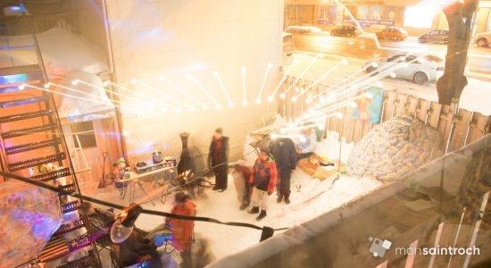 Snow Burn : un petit Burning Man d'hiver testé dans Saint-Roch - Suzie Genest