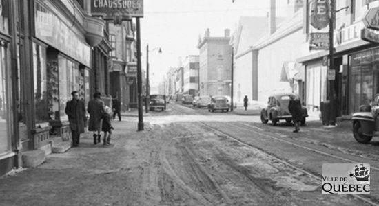 Saint-Roch dans les années 1940 (11) : rue Saint-Joseph - Jean Cazes