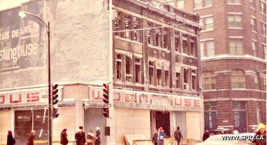 Saint-Roch dans les années 1970 (15) : l'incendie du magasin Woodhouse - Jean Cazes