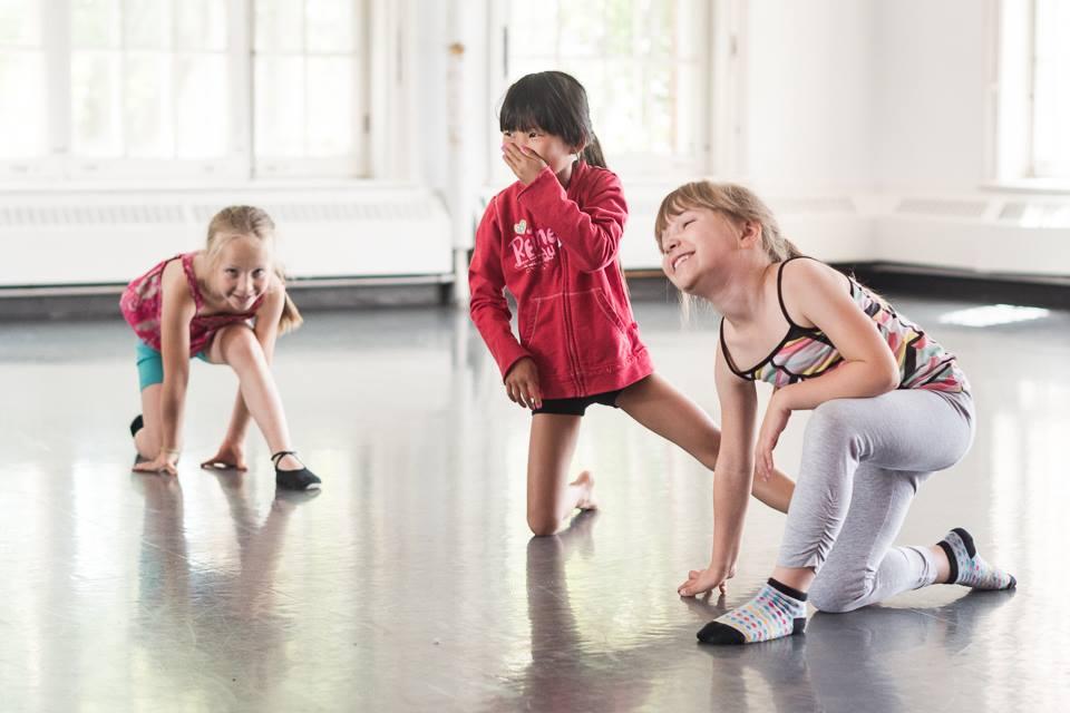 Inscription | Camp d'été jeunesse de L'École de danse de Québec | École de danse de Québec (L')