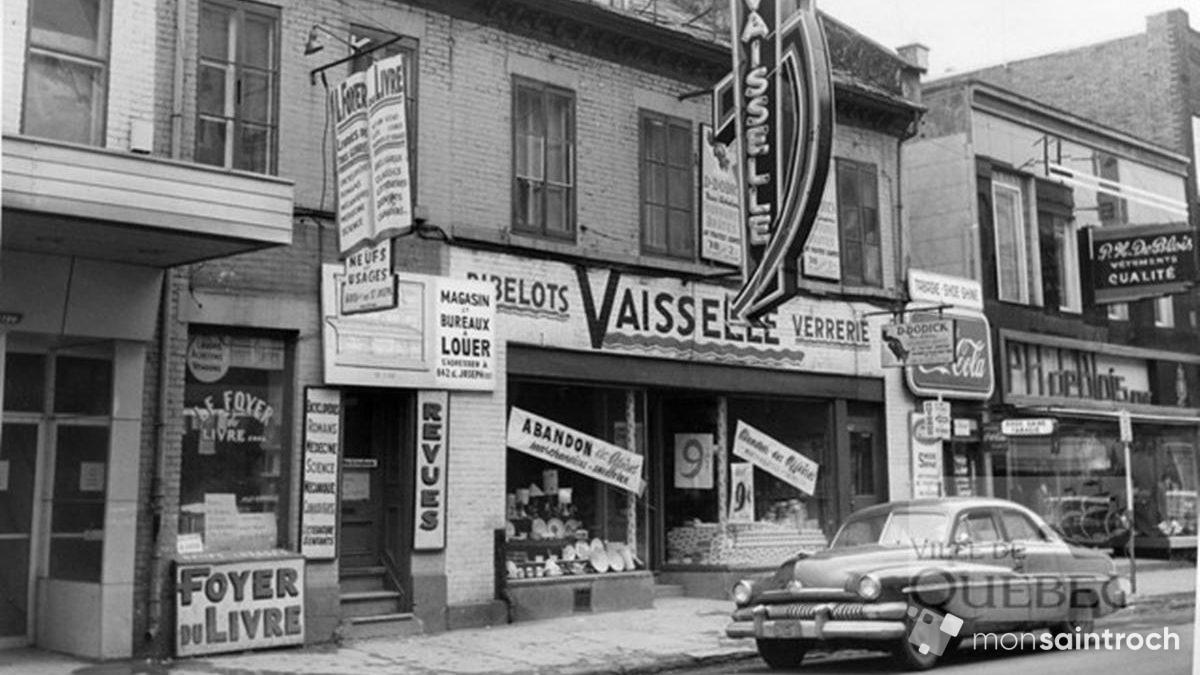 Saint-Roch dans les années 1960 (23) : vous souvenez-vous du commerce Vaisselle? | 9 septembre 2018 | Article par Jean Cazes