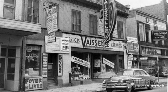 Saint-Roch dans les années 1960 (23) : vous souvenez-vous du commerce Vaisselle? - Jean Cazes