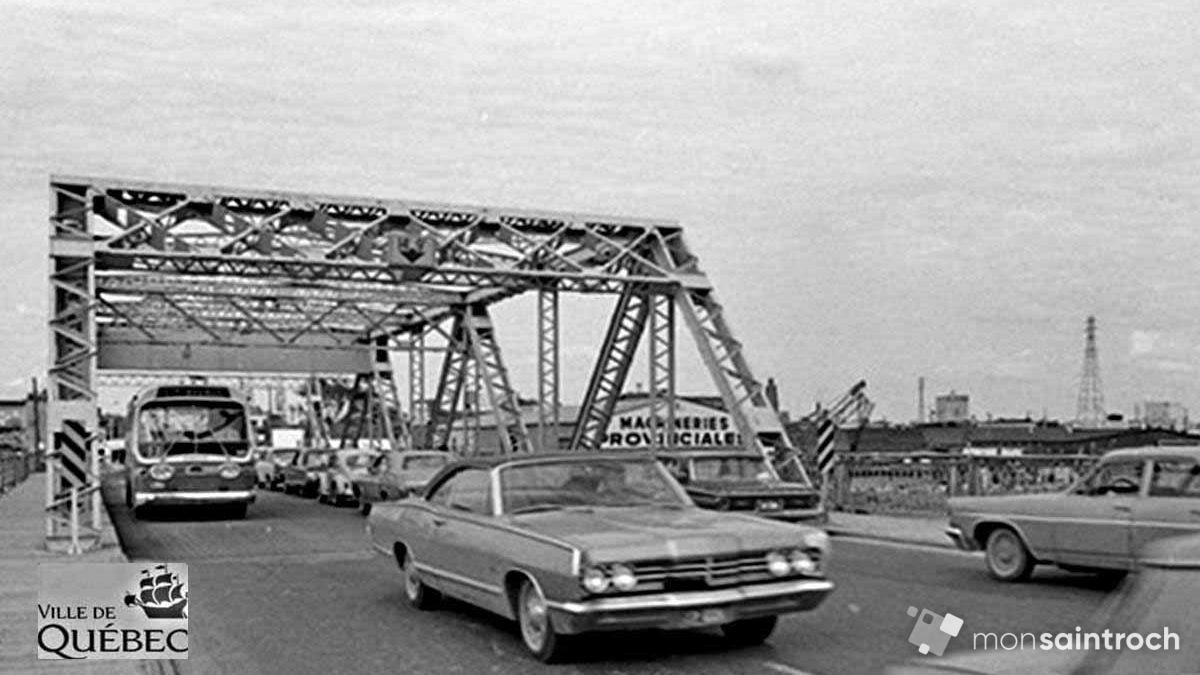 Saint-Roch dans les années 1970 (16) : le pont Drouin | 15 avril 2018 | Article par Jean Cazes