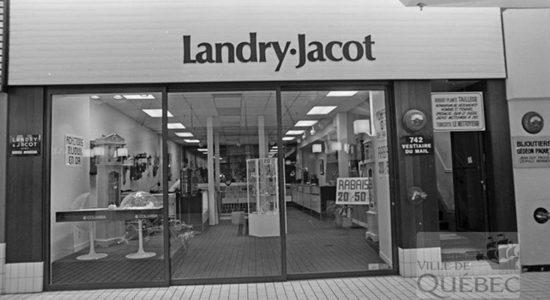 Saint-Roch dans les années 1980 (9) : vous souvenez-vous de la bijouterie Landry-Jacot ? - Jean Cazes