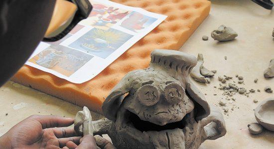 Camps d'été métiers d'art | 8 à 16 ans